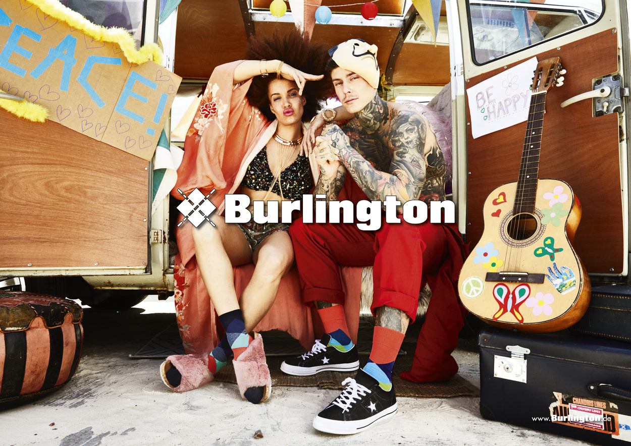 Header afbeelding Collectie Burlington
