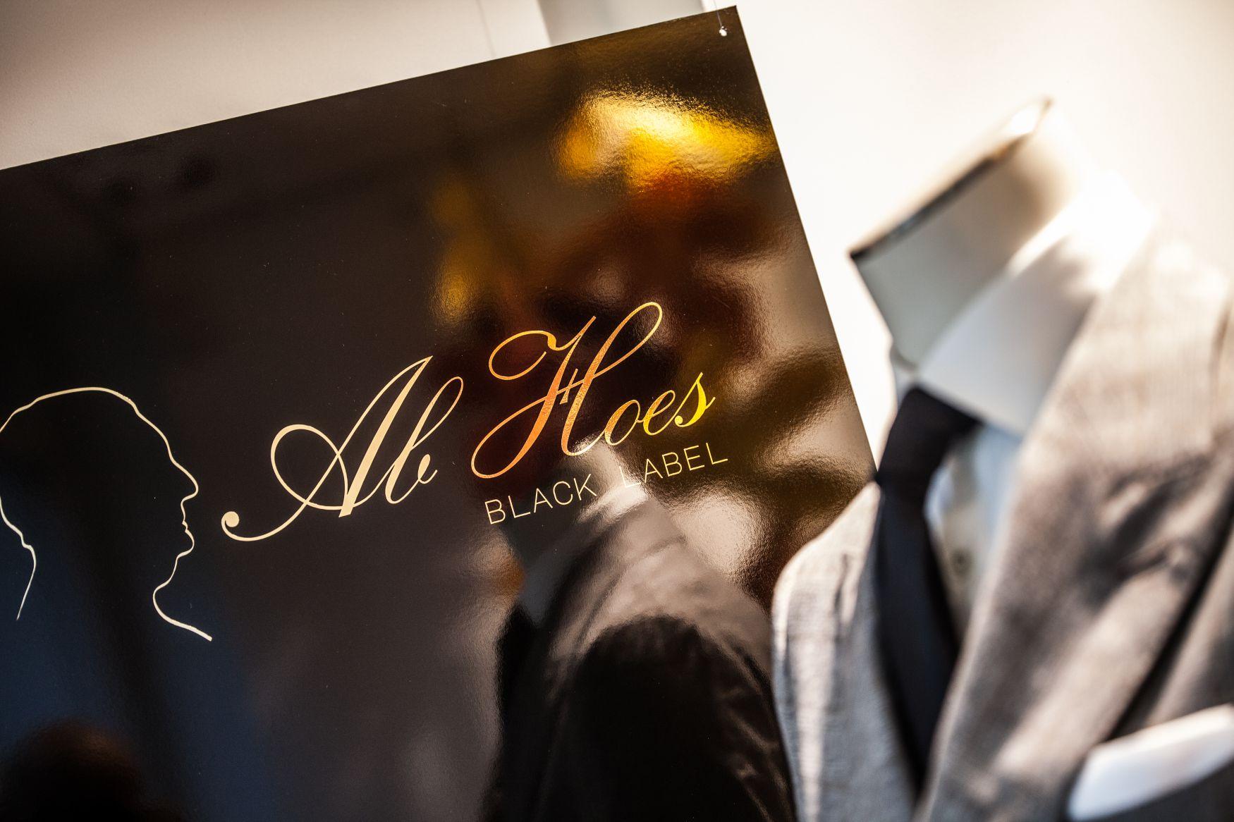Header afbeelding Ab Hoes Black Label