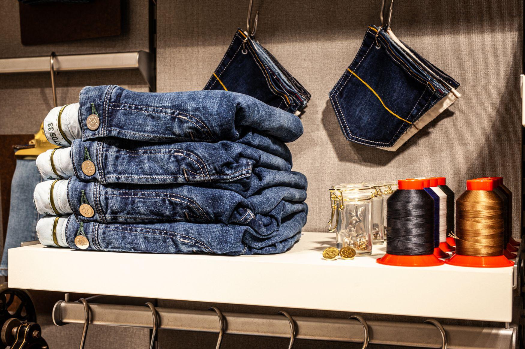 Header afbeelding Denim Defined - Jeans op maat